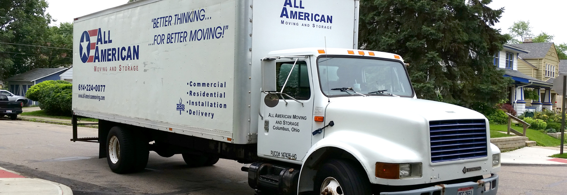 Cleveland Ohio Commercial Business Movers All American Moving