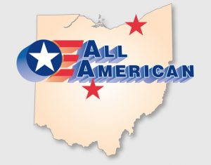 All American Moving Locations in Ohio